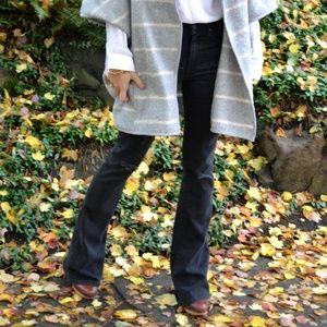 GAP Resolution Skinny Flare Leg Denim Jean  29r